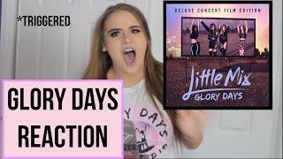 "LITTLE MIX ""GLORY DAYS"" ALBUM REACTION - Elise Wheeler"