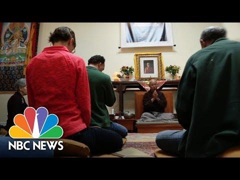 Tibetan Buddhist Center Finds Home In Philadelphia | NBC News