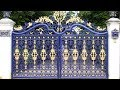 Modern Main Gate Designs For Home