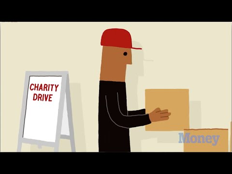 Year-End Tax Tips: Donating To Charity | Money | TIME