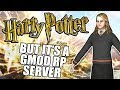 Harry Potter But Its A Gmod Roleplay Server