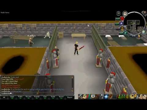 how to get the dusty key on runescape