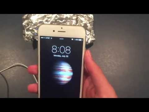 How to charge your phone in 10 seconds
