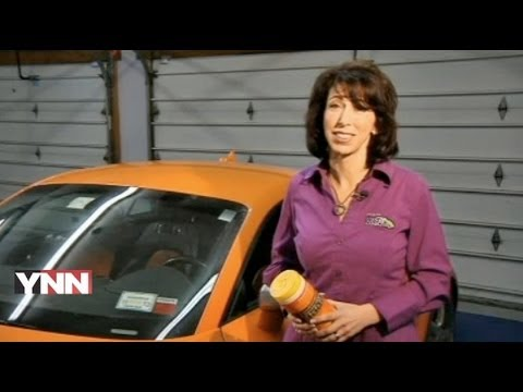 Leather Cleaning: Car Expert Lauren Fix