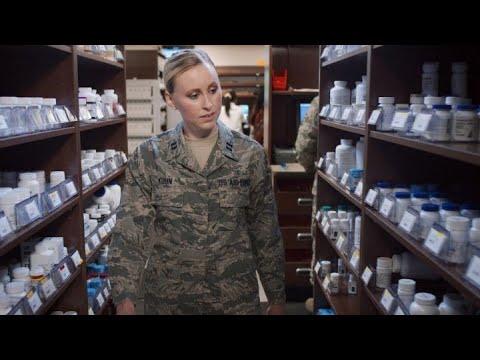 U.S. Air Force: Capt Kelby Kuhn, Pharmacist