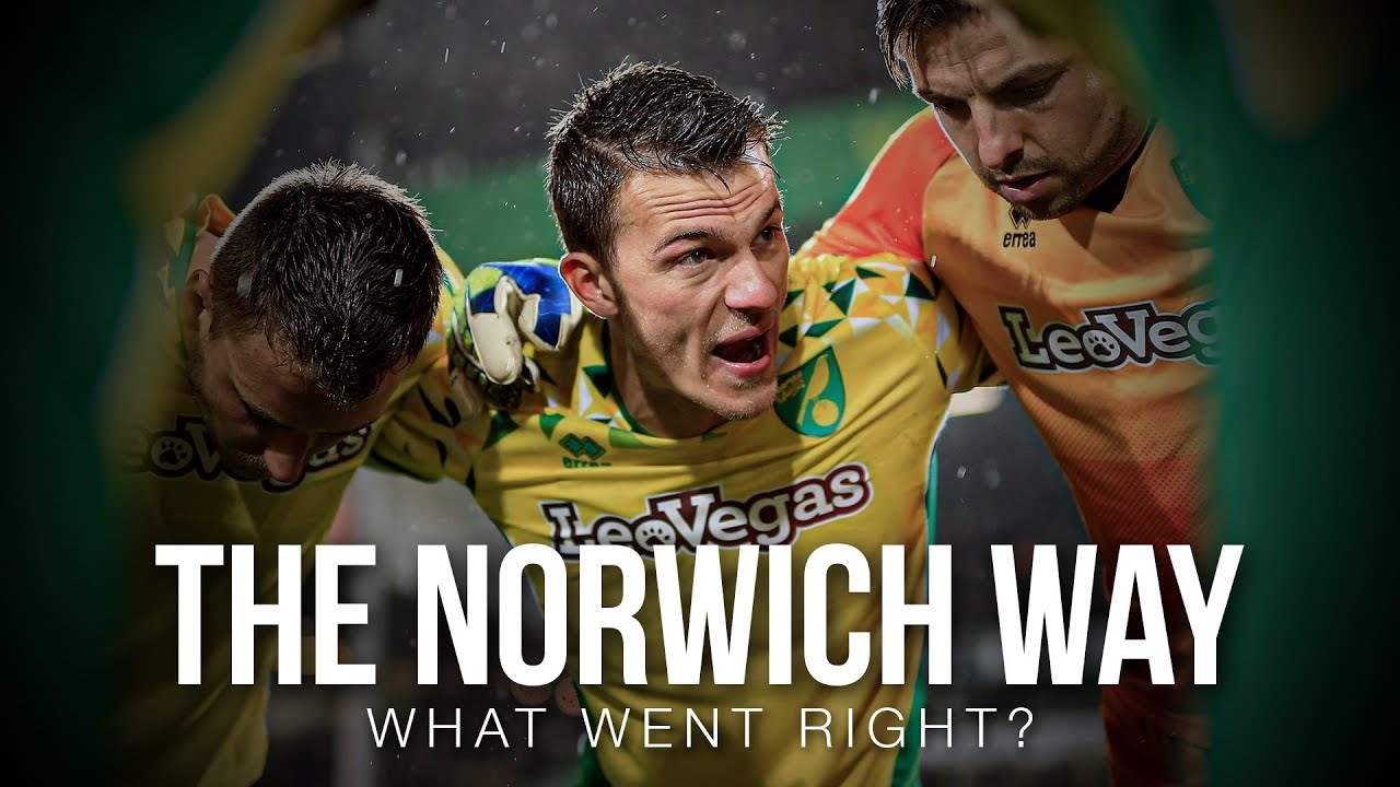 THE NORWICH WAY: What Went Right?