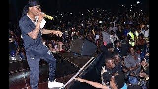 WIZKID LIVE IN UGANDA PERFORMANCE