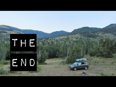 The End of My SUV Camping Adventure (Vandwelling/Vanlife Road Trip)