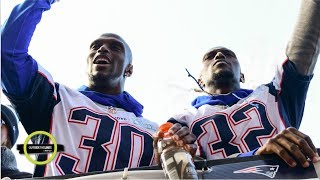 McCourty twins share 'special moment' winning Super Bowl LIII together | Outside the Lines