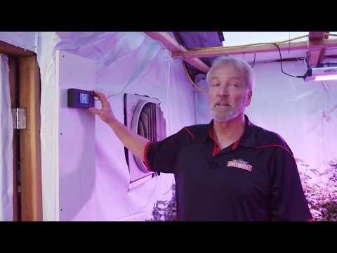 California LightWorks SolarSystem 550 LED Grow Light