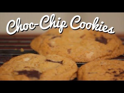 The Best Choc-Chip Cookies - Crumbs