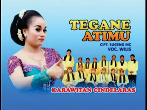 Lirik Lagu TEGANE ATIMU Sragenan Karawitan Campursari - AnekaNews.net