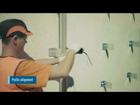 etalbond®, aluminium composite panel, installation