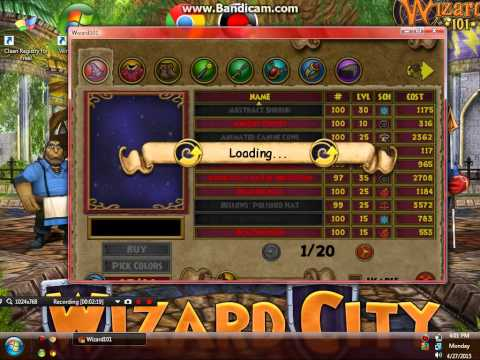 How to get gold fast in Wizard101