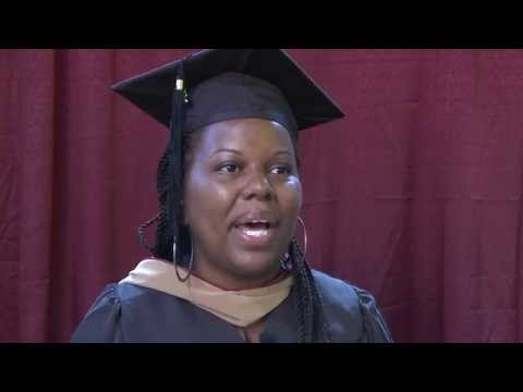 Hear From Our Grads: Kyna Herring, BS '14, MPSL '16