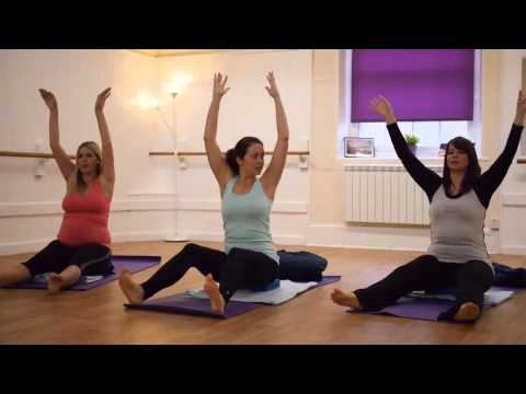 Pregnancy yoga: Improving circulation