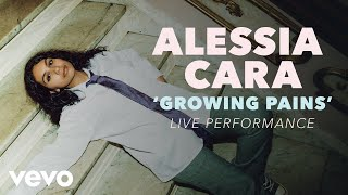 Alessia Cara - Growing Pains Official Live Performance (Vevo X)