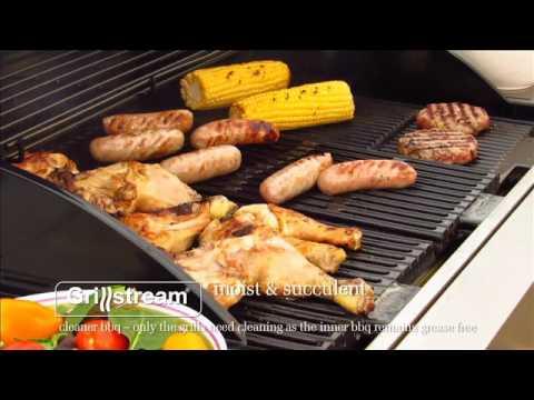 GrillStream - BBQ's just got better.. No flare ups