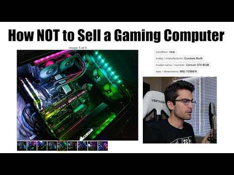 I Read a Terrible Craigslist PC Ad