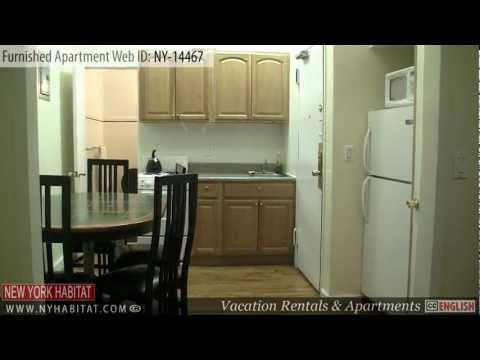 New York City - Video tour of a furnished apartment on East 52nd Street ( Midtown East )