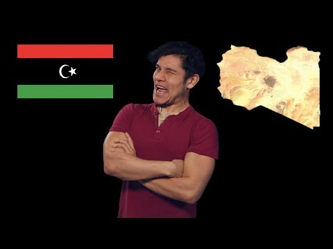 Geography Now! LIBYA