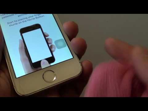 iPhone 5S: How to Fix Touch ID Not Reading Fingerprint