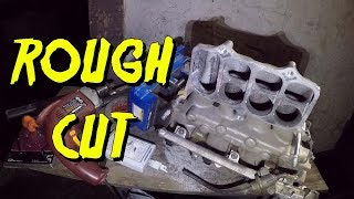 How to Port an Intake Manifold (direct injection)