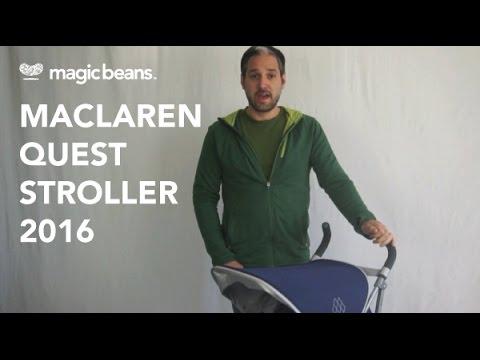 Maclaren Quest Stroller 2016 Most Popular | Reviews | Pricing