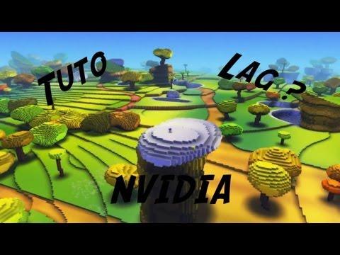 [Tuto] Régler ses problèmes de lag sur Cube World avec NVIDIA