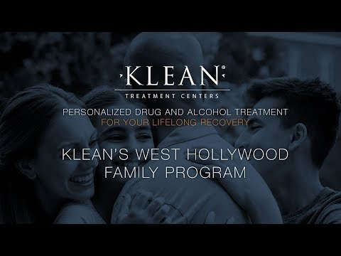 KLEAN Family Program | West Hollywood
