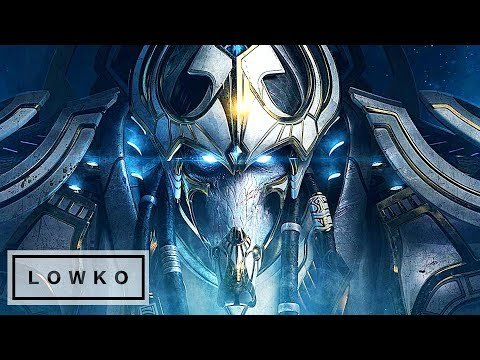 StarCraft 2: LEGACY OF THE VOID!
