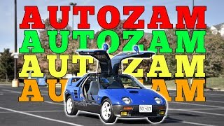 1992 Mazda Autozam AZ-1 : Regular Car Reviews