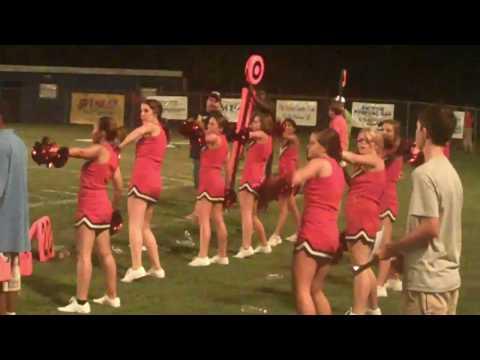 MCHS Cheerleaders HD