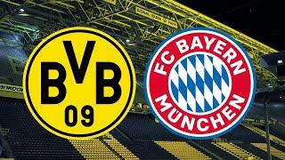 Dortmond v Bayern Munich Live Watchalong