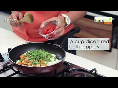 Best Food to Treat Hives| Easy Recipes| Vegetable Stir-Fry - Homeveda
