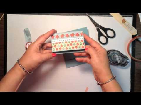 Jolly Bingo Bits Stocking Stuffer Video Tutorial