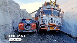 ഹിമാചൽ പ്രദേശിലെ അന്റാർട്ടിക്ക, Freezing Himachal, INB Trip EP #73