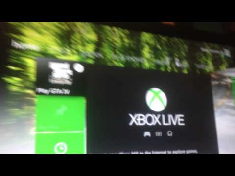 how to change background on xbox 360 with usb