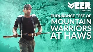Endurance Test: Making of Mountain Warriors | High Altitude Warfare School E1P5 | Veer by Discovery