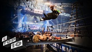Thrilling WrestleMania ladder moments: WWE Top 10, March 21, 2015