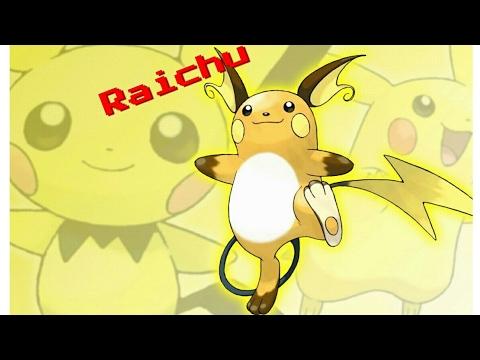 Raichu Pokémon AMV