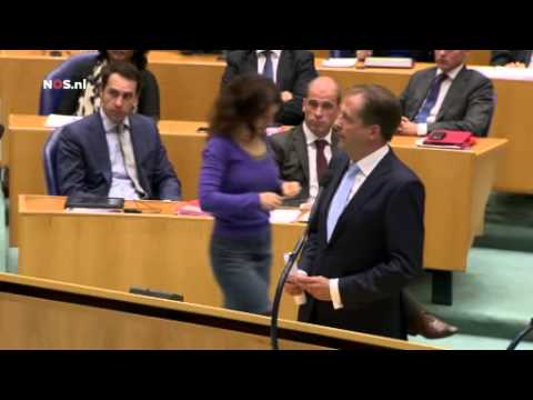 Wilders calls Pechtold and Slob
