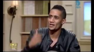 مواجهة بين محمد رمضان ورئيس المباحث الذي ألقي القبض عليه