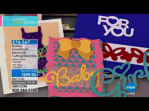 HSN | National Craft Month 03.01.2018 - 06 PM