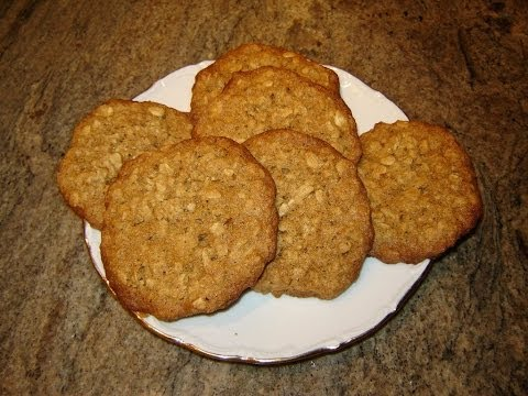 Cinnamon Oatmeal Cookies by Diane Lovetobake