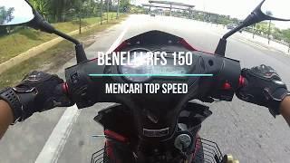 Benelli RFS top speed sproket 14-43 - ClipMega com