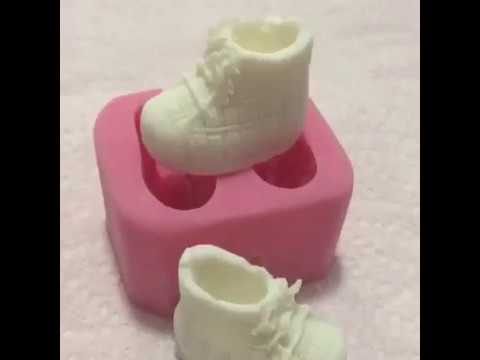 Baby Bootie Mold