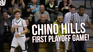 Chino Hills Start Playoffs FOOLING from JUMP! INTENSE First Round! FULL HIGHLIGHTS VS JSerra