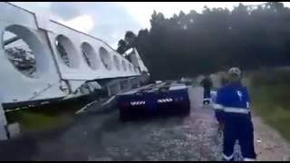 Girder Bridge Fail