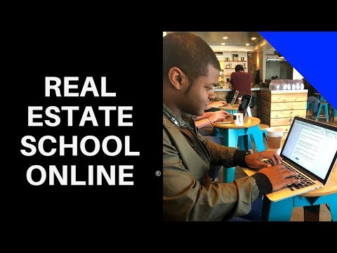 What to expect with online real estate schools